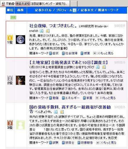 第1位@不動産・建築.JPG